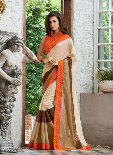 Ladies Wear Saree