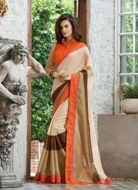 Ladies Wear Saree