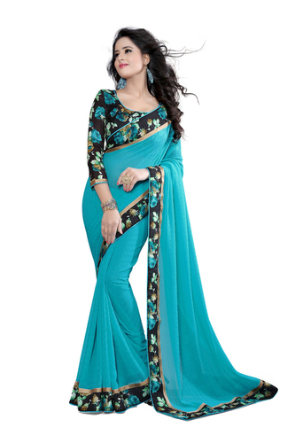 Traditional Casual Wear Saree