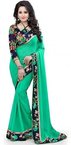 Trendy Casual Wear Saree