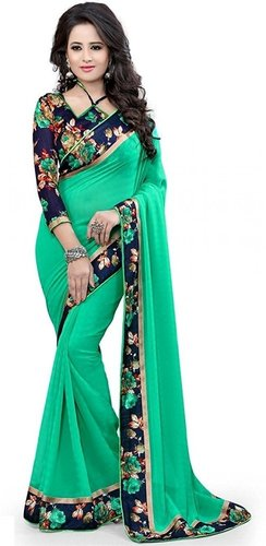 Trendy Casual Wear Saree
