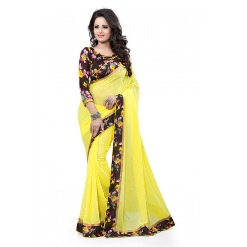 Designer Casual Wear Sarees