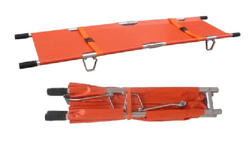 RISIAN FOLDABLE STRETCHER - TWO FOLD