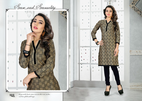 Ladies Cotton Kurti Wholesale