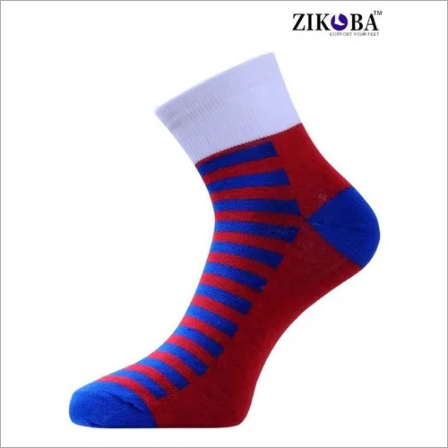 Colourful Ankle Socks