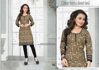 Latest Cotton Kurti Material