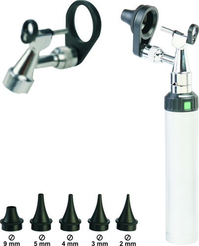 OT8L Surgical Operating Otoscope