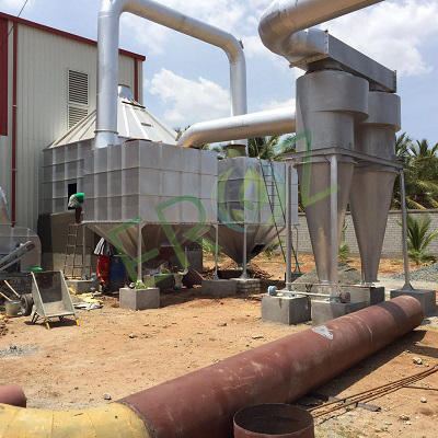 Lead Recovery Plant