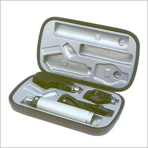 Streak Retinoscope And Ophthalmoscope Set