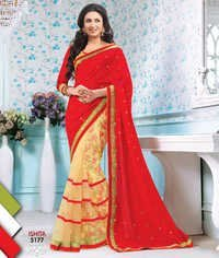 Multi Design Sarees