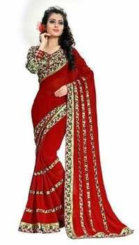 Casual Georgette Sarees