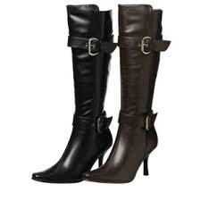 Leather Ladies Boots