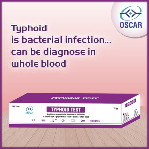 Widal Rapid Test Kits