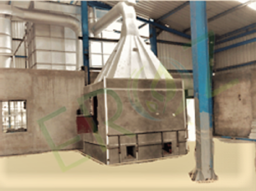 Blast furnace for lead smelting recycling