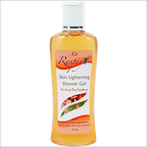 Skin Lightening Shower Gel