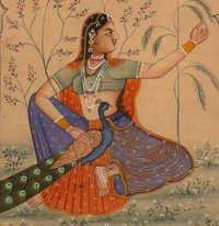Rajasthan Miniature Painting