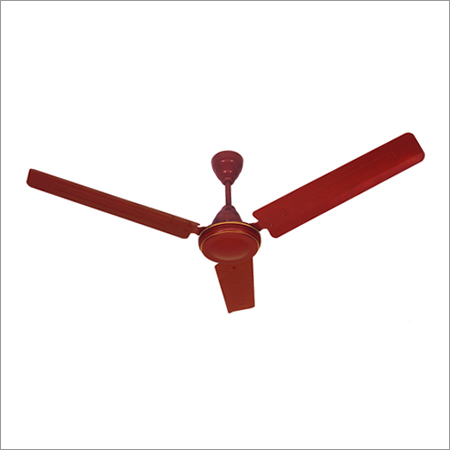 Brown Color Ceiling Fan