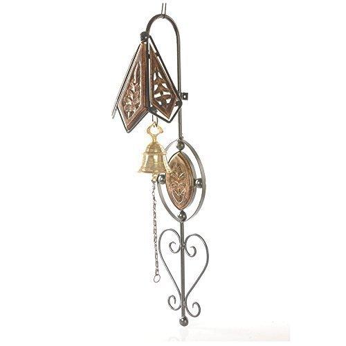 Desi Karigar Wrought Iron Beautiful Antique Inspired Door Bell