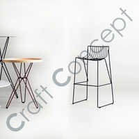 IRON DESIGN BAR CHAIR