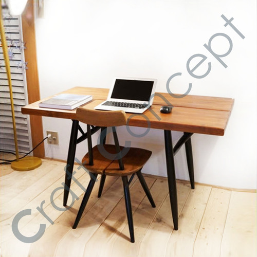 WOODEN WRINTING DESK CUM COMPUTER TABLE