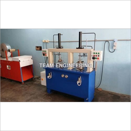 Leaf Making Machine