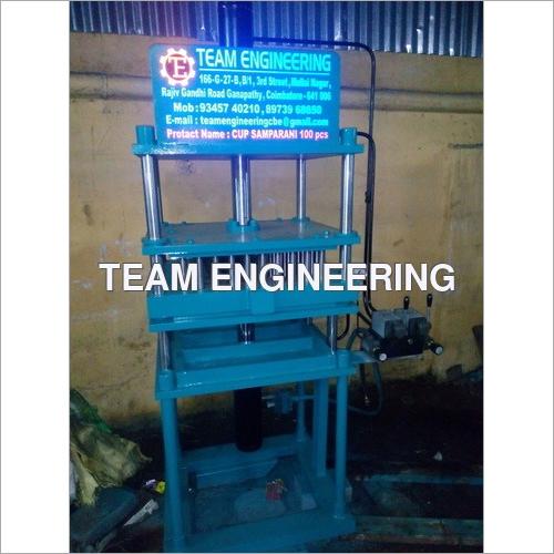 Cup Sambrani Making Machine