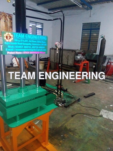Computer Sambrani Making Machine