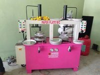 Custom Paper Plate Making Machine