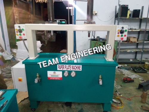 Multi Paper Plate Making Machine