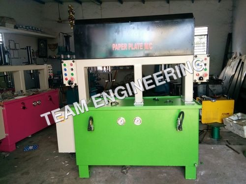 Semi Automatic Paper Plate Making Machine For Food