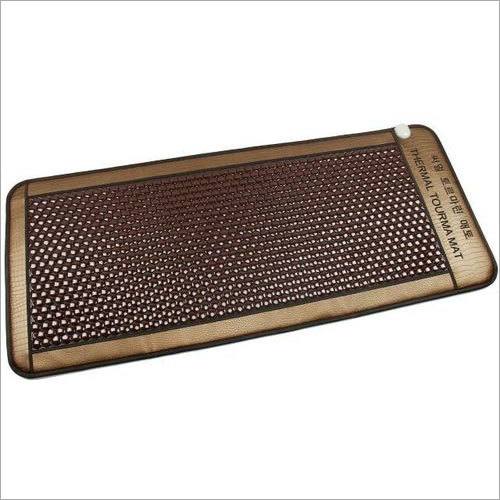 979 T0URMALINE STONE FULL BODY THERMAL HEATING MAT