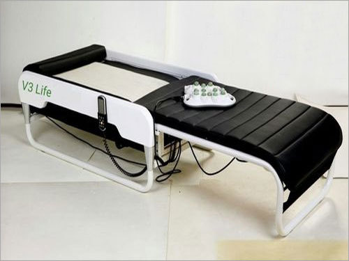 Thermal Automatic Spine Therapy Massager Bed