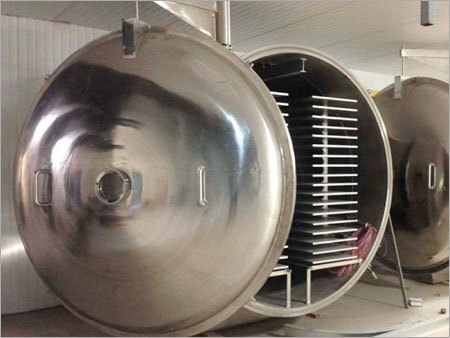 1500kg Batch Freeze Dryer
