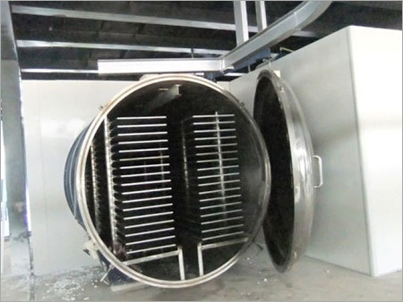2000kg Batch Freeze Dryer