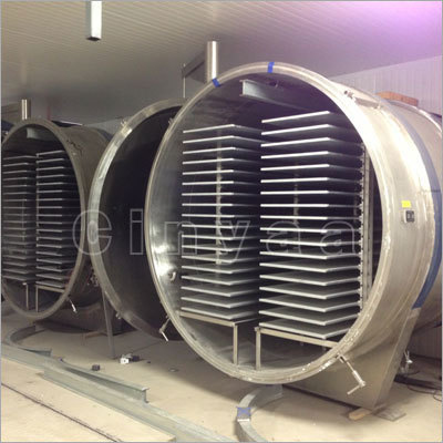 Vegetable Freeze Dryer Machine