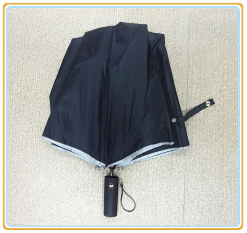 Black Monsoon Umbrella