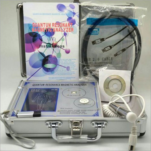 Magnetic Quantum Resonance Analyzer