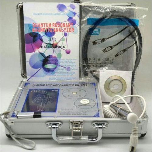 5G Quantum Body Health Analyzer