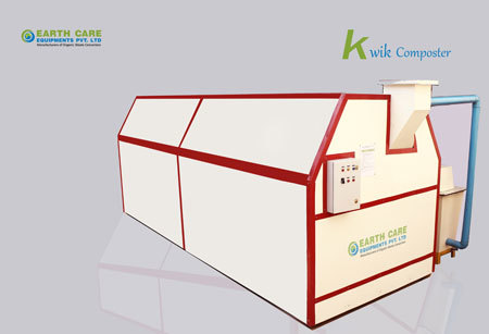KWIK Composter for Residential Complexes