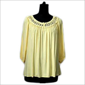 Knitted Ladies Tops