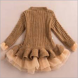 Knitted Pinafore