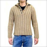 Knitted Mens T-Shirt
