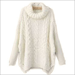 Knitted Ladies Top