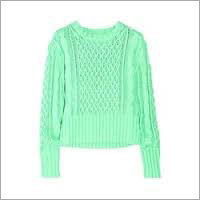 Knitted Ladies Sweater