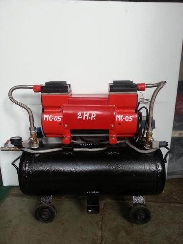 Piston type Oil Free Compressor 2 HP - HS-WP-3T