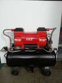 Piston type Oil Free Compressor 2 HP - HS-WP-3T