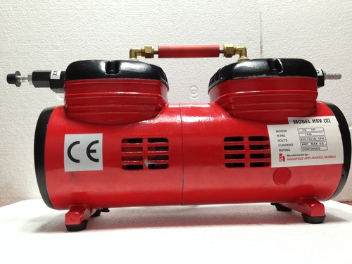 Diaphragm Oil Free Vacuum Pump HSV-2