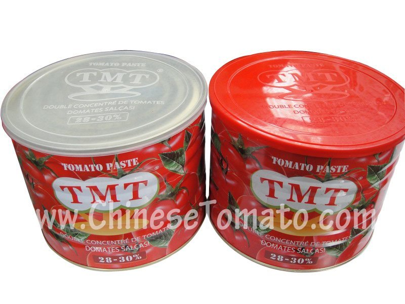 Canned Tomato Concentrate