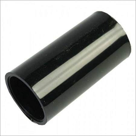 Black PVC Electrical Pipe