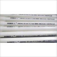 White PVC Electric Conduit Pipe LMS 42kg x 100 Nos.